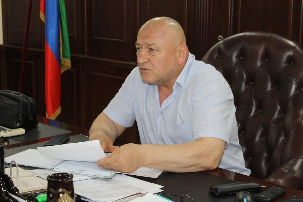 Иса Нурмагомедов переизбран главой Унцукульского района