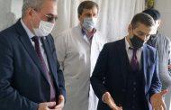 Четыре аппарата ИВЛ получила от мецената городская клиническая больница в Махачкале