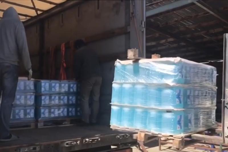 В Дагестан прибыла очередная партия помощи от Сулеймана Керимова на борьбу с COVID-19
