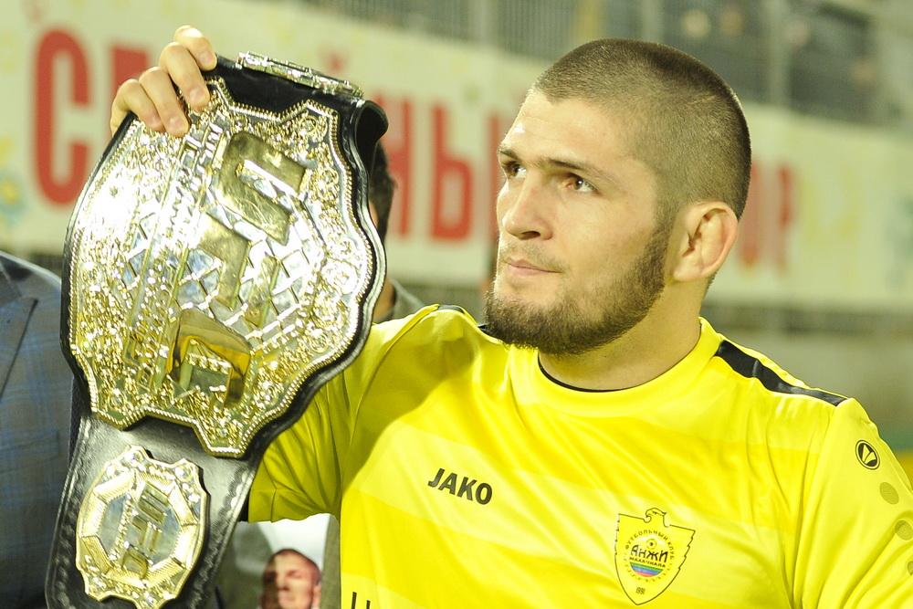 Хабиб Нурмагомедов возобновил подготовку к бою с Гэтжи