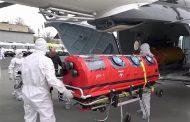 Беременная с тяжелой пневмонией была доставлена в биобоксе из Сергокалы в Махачкалу