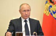 Путин поручил минобороны приостановить подготовку к параду Победы