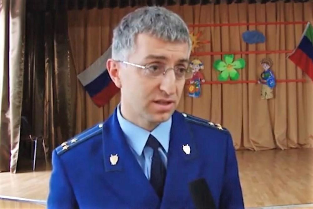 Прокуратура Дагестана подтвердила назначение Шамиля Магомедова прокурором Махачкалы