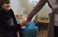 Акция «Продукты в каждый дом» проходит в Ахтынском районе