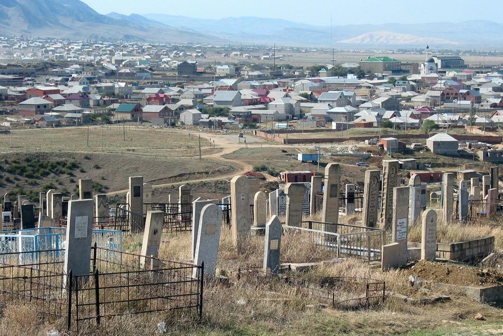В Дагестане введен запрет на посещение культовых сооружений и кладбищ