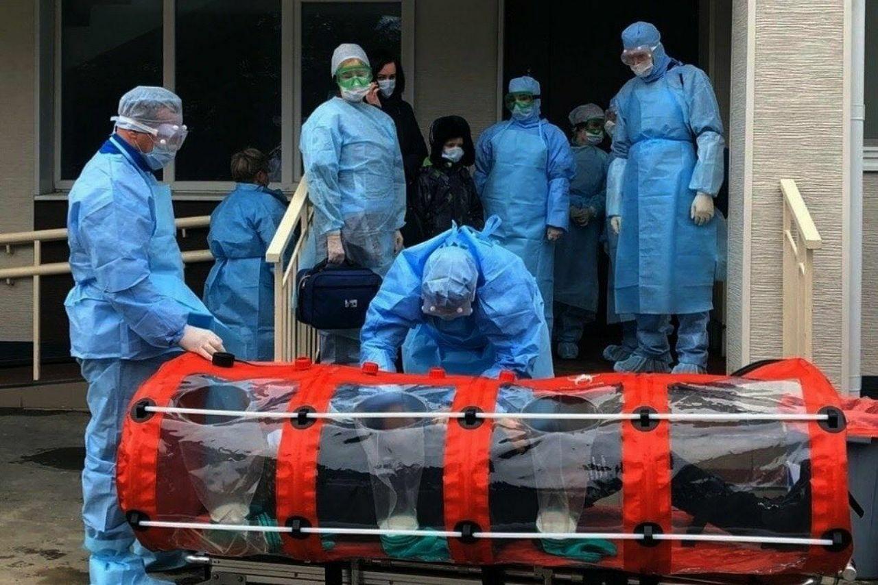 Районы Дагестана доложили о количестве заболевших пневмонией и коронавирусом