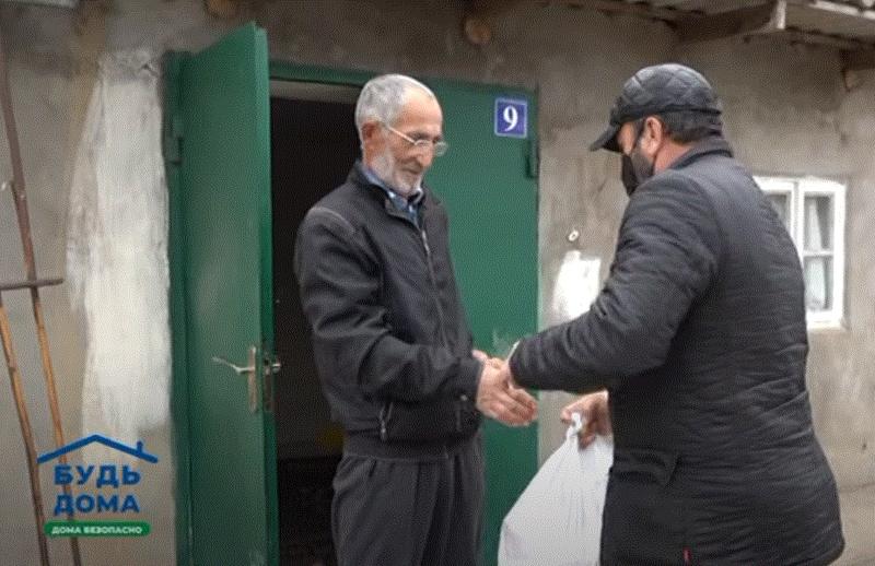 В Сулейман-Стальском районе прошла благотворительная акция
