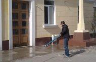 Производство дезинфицирующих растворов начали в Дагестанском госуниверситете