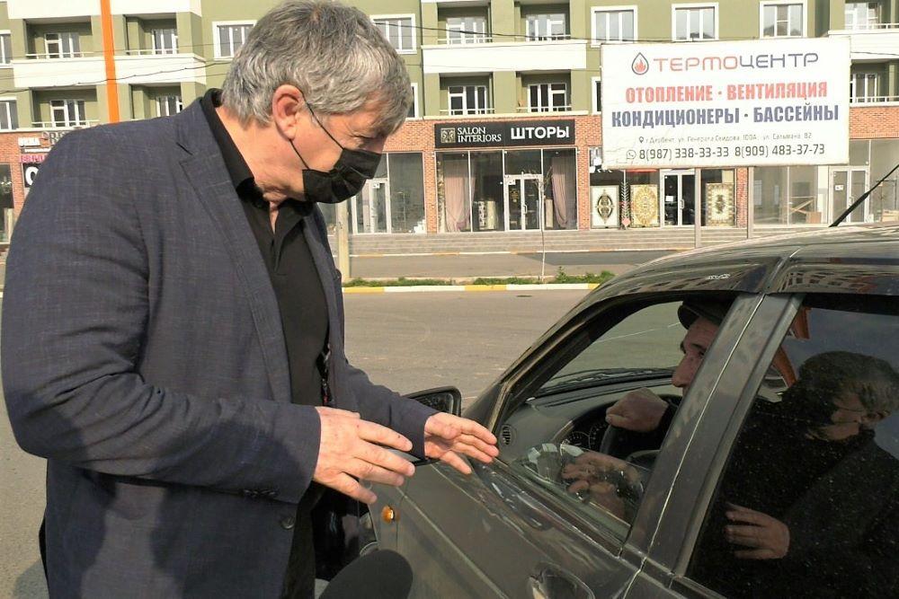 В городах и районах Дагестана усилен контроль за соблюдением режима самоизоляции