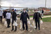 Минтруд: около трех тысяч дагестанских семей получили продуктовые наборы