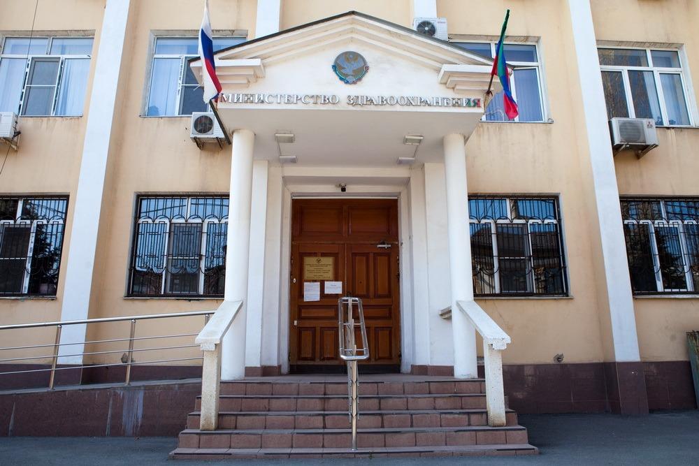 Минздрав Дагестана отстранил от должности главврача махачкалинской ГКБ