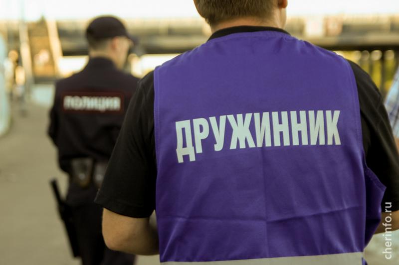 К патрулированию улиц в Дахадаевском районе привлекут народных дружинников