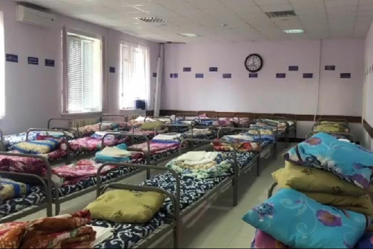 Общежитие врачей больницы в Махачкале оборудовали для приема пациентов с коронавирусом