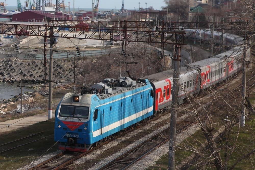 Изменилась частота курсирования поезда Махачкала – Москва