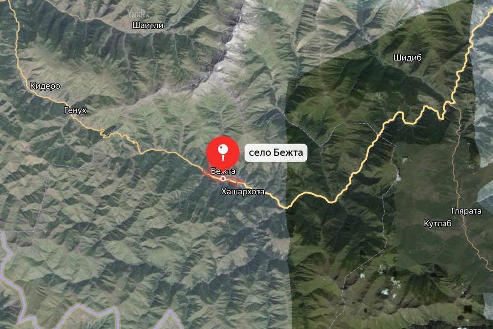 В Дагестане в течение часа произошло два землетрясения