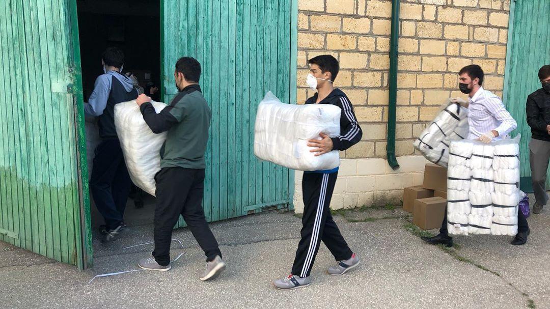 Жители и выходцы из села Урахи оказали помощь Сергокалинской центральной районной больнице