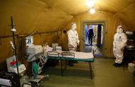 В полевом госпитале в Ботлихе начали принимать первых пациентов