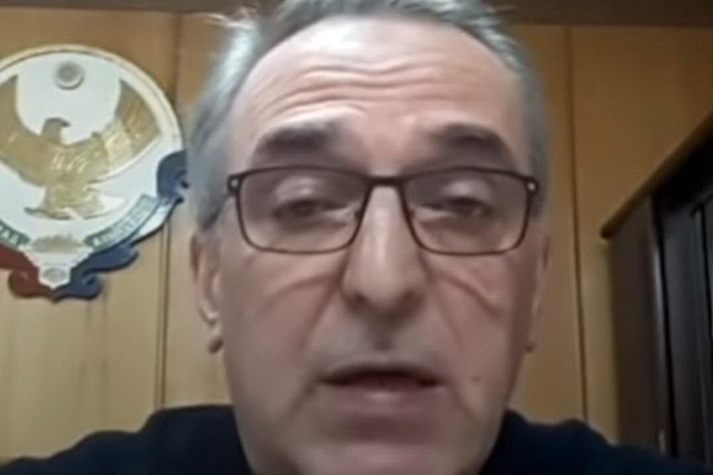 Глава минздрава Дагестана: ковид и пневмонию считаем раздельно, лечим одинаково (ВИДЕО)