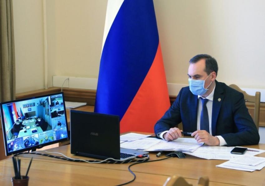 Правительство Дагестана выделило 200 млн рублей на борьбу с COVID-19 и пневмонией
