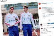 Футболисты сборной России отправили медоборудование в Дагестан