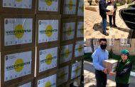 В Дербенте роздано более 10 тысяч коробок с продуктами нуждающимся семьям