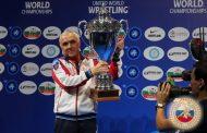 Ушел из жизни главный тренер женской сборной России по вольной борьбе Магомед Алиомаров