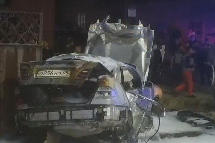 В Махачкале в ДТП погибли три человека