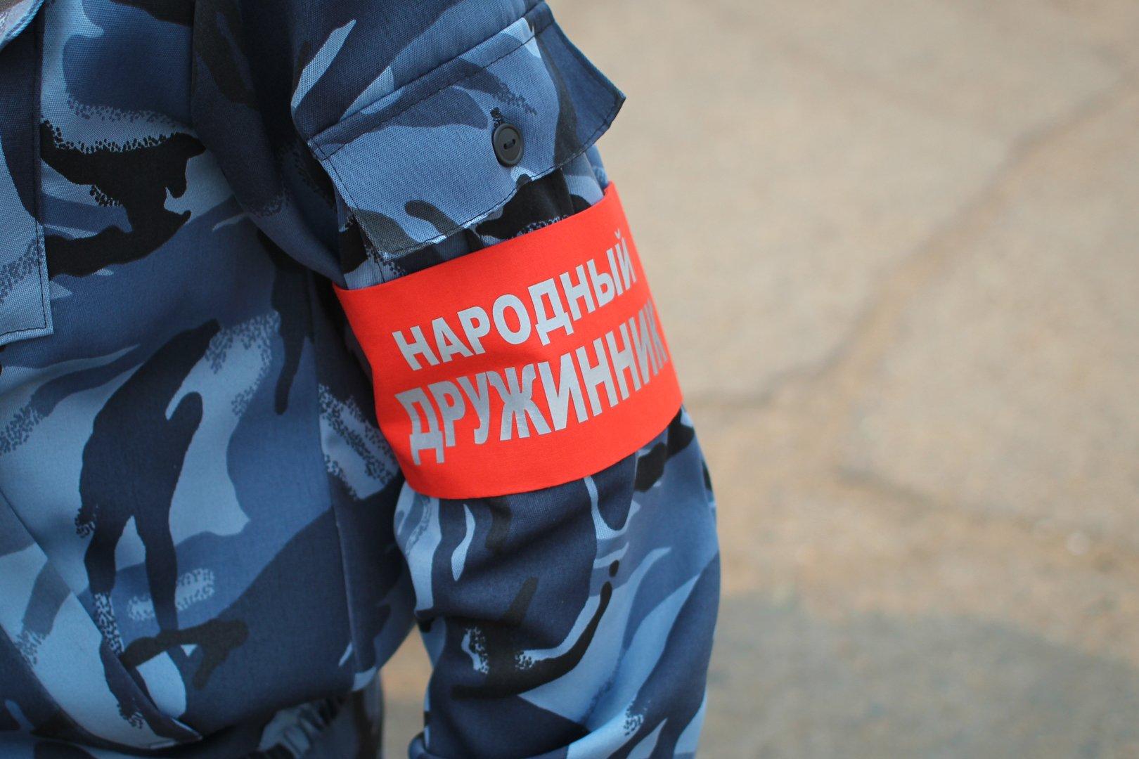 Шамиль Алиев провел совещание по вопросу организации отряда народных дружинников