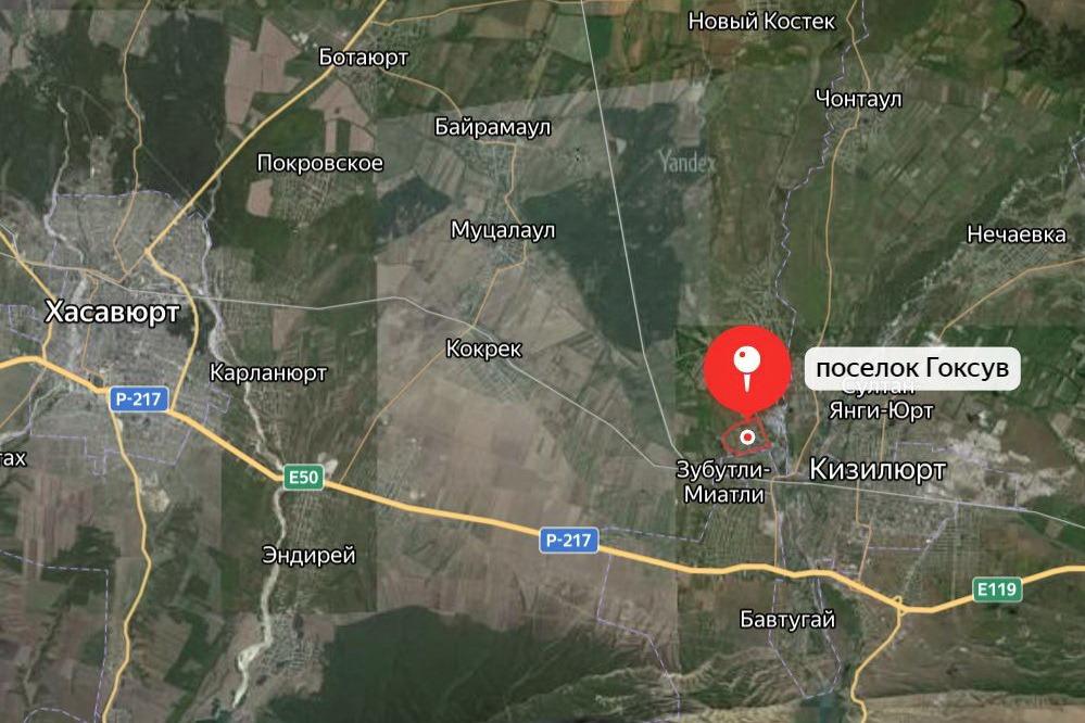 Силовики обнаружили боевиков в Хасавюртовском районе