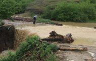 Пять сел Кайтагского района пострадали из-за дождя и вышедшей из берегов реки (ФОТО, ВИДЕО)