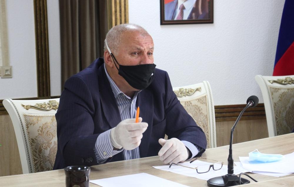 В Кизилюртовском районе рассмотрят вопрос об ослаблении масочного режима