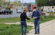 Власти Дербента сообщили о введении масочного режима в городе