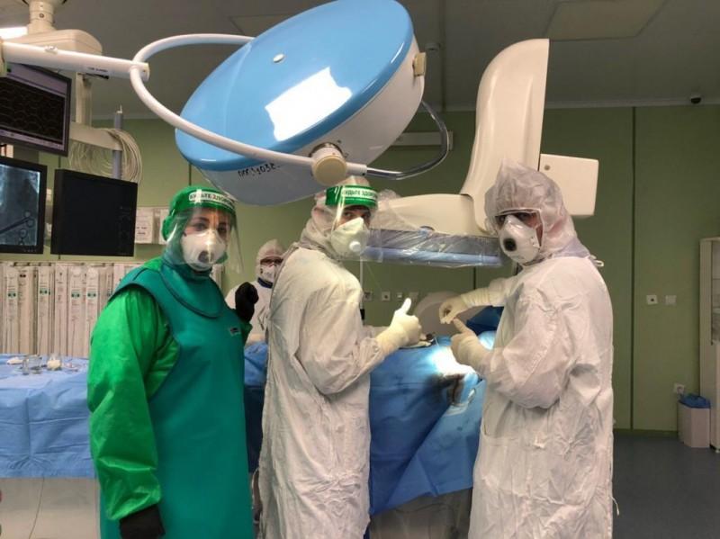 Дагестанские врачи установили кардиостимулятор пациенту с COVID-19