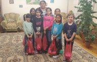 Накануне Ураза-байрам минтруд Дагестана доставил продукты и сладости детям из малоимущих семей