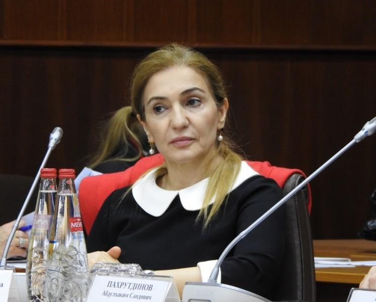 Зульгимар Тагибова-Ричинская: «Белый» бизнес поддерживает введение специального налогового режима для самозанятых»