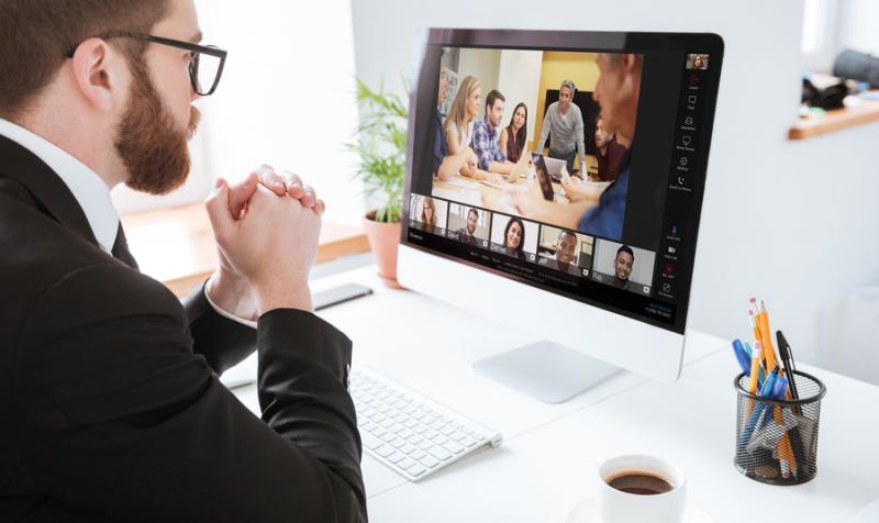 На платформе «За бизнес» состоится видеоконференция для предпринимателей