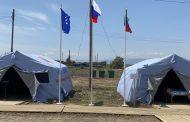 На юге Дагестана открыт лагерь для граждан Азербайджана, застрявших на границе из-за пандемии