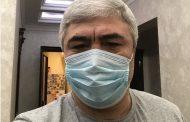Мэр Буйнакска сообщил, что заразился коронавирусом