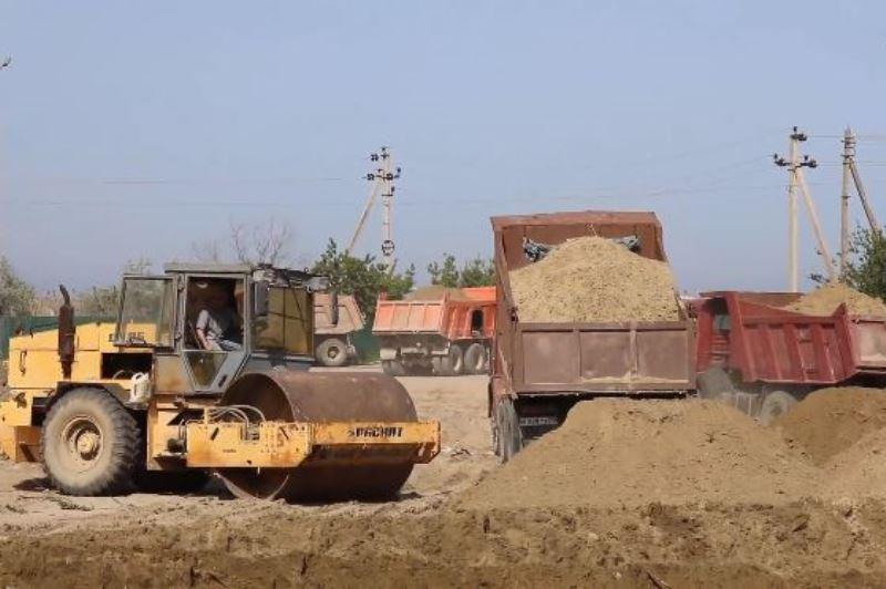 В Буйнакске военные приступили к созданию площадки для полевого госпиталя