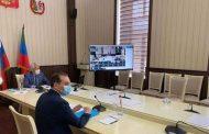Глава Дагестана провел в Дербенте выездное заседание оперативного штаба по борьбе с COVID-19