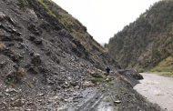 Камнепад перекрыл дорогу в семь сел Рутульского района