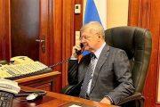 Сигналы о недочетах в системе минздрава Дагестана дошли до полпреда Юрия Чайки