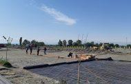 В Хасавюртовском районе идет активное строительство многопрофильного медицинского центра