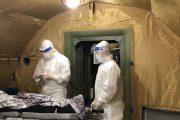 Полевой госпиталь в Буйнакске принял первых пациентов с COVID-19