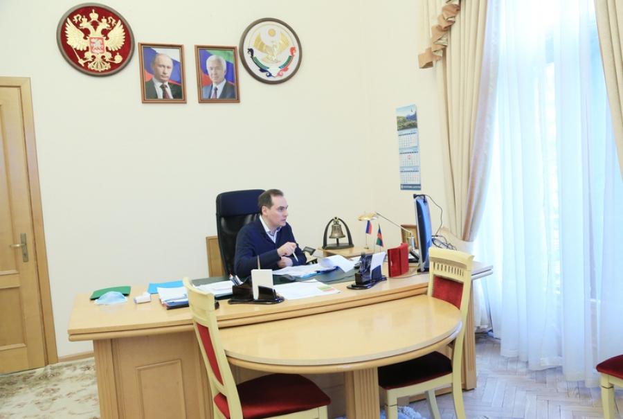 Артем Здунов: «Значительная поддержка бизнеса в Дагестане – это своевременное осуществление государственных закупок»