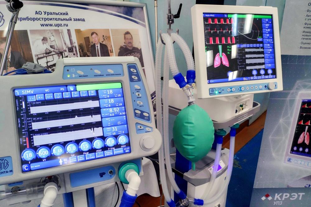 В больницах Дагестана нет запрещенных Росздравнадзором аппаратов ИВЛ