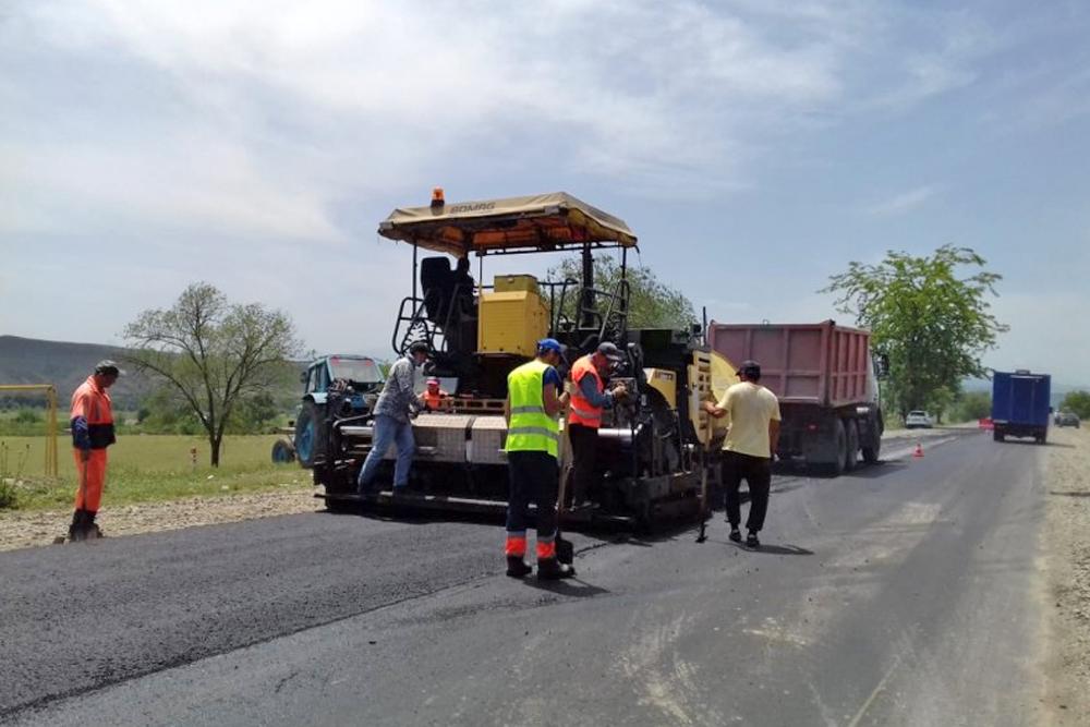 Минтранс: в Дагестане отремонтируют 30,6 км региональных автодорог