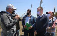 Артем Здунов ознакомился с деятельностью ряда предприятий в Кизилюртовском районе