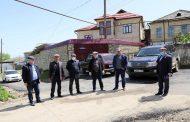 По программе «Мой Дагестан – Мои дороги» в селении Дюбек Табасаранского района отремонтировали улицу