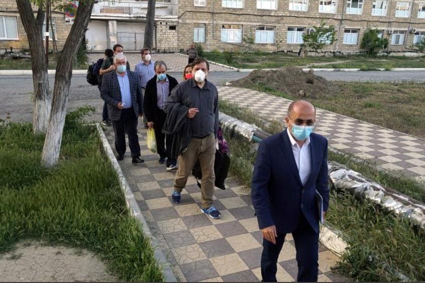В Дагестан прибыла группа врачей федерального Минздрава